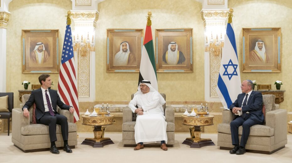Israel-UAE normalization will change the face of the Middle East.