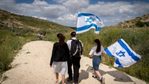 The Land of Israel is first and foremost Judea and Samaria