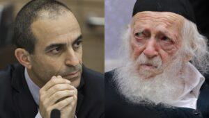 The rabbi versus the corona czar.