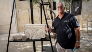 Stunning find in Jerusalem from time of the biblical kings.
