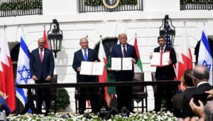 Is this the start of a New Middle East?
