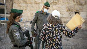 Israelis Find 'Creative' Ways Around Corona Lockdown