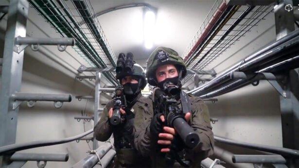 YAHOLAM Israels Verteidigungseinheit