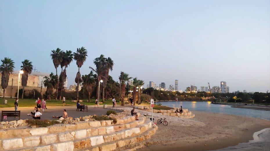 Freedom at the Tel Aviv Port