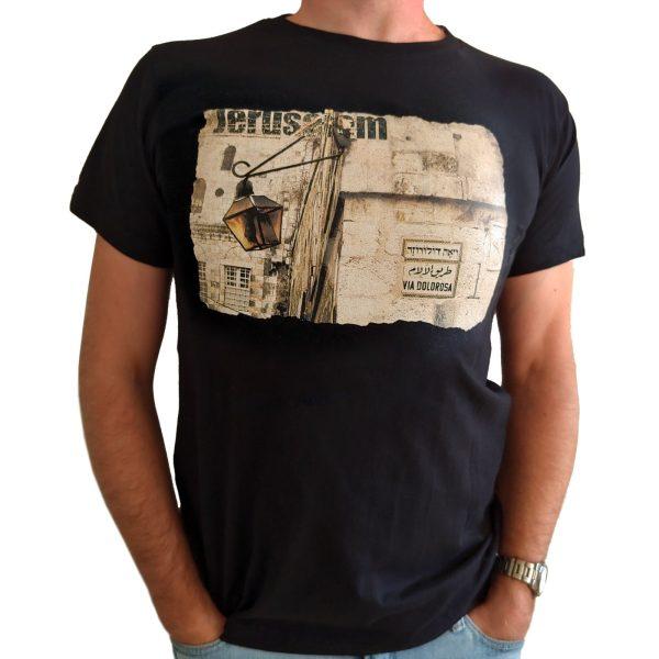 "Privat: T-Shirt ""Via Dolorosa"""