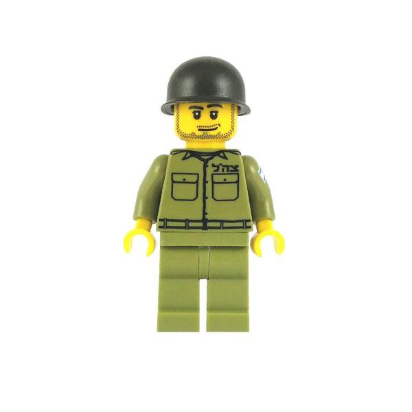 IDF figure David