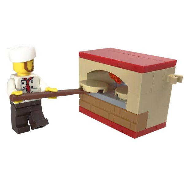 Matze-Bäcker Figur