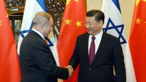 China-Israel relations.