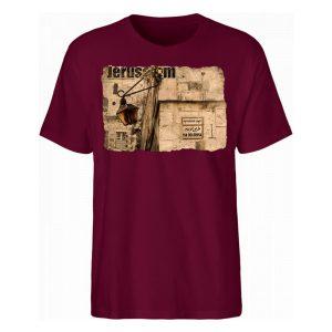 T-Shirt Via Dolorosa Jerusalem