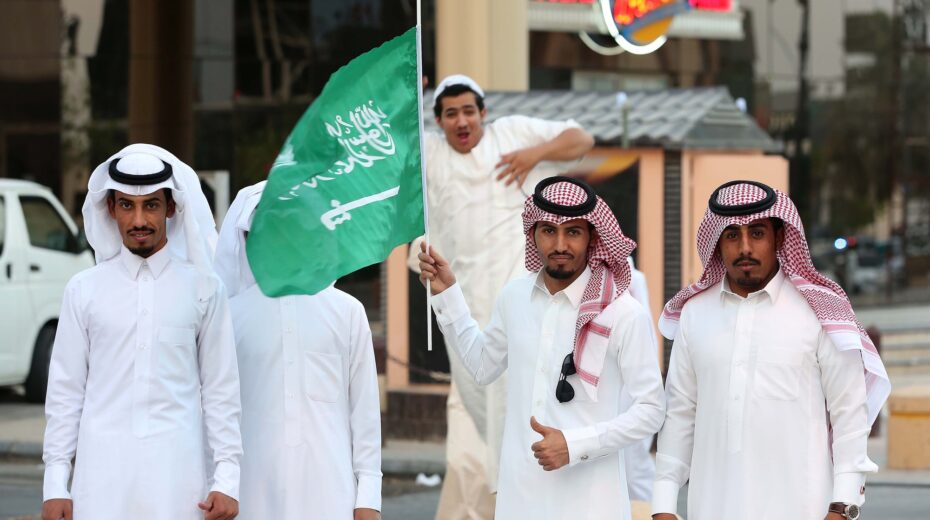 Saudi Arabia is embracing a new Middle East, and leaving the Palestinians behind.