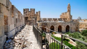 Jerusalem's Tower of David