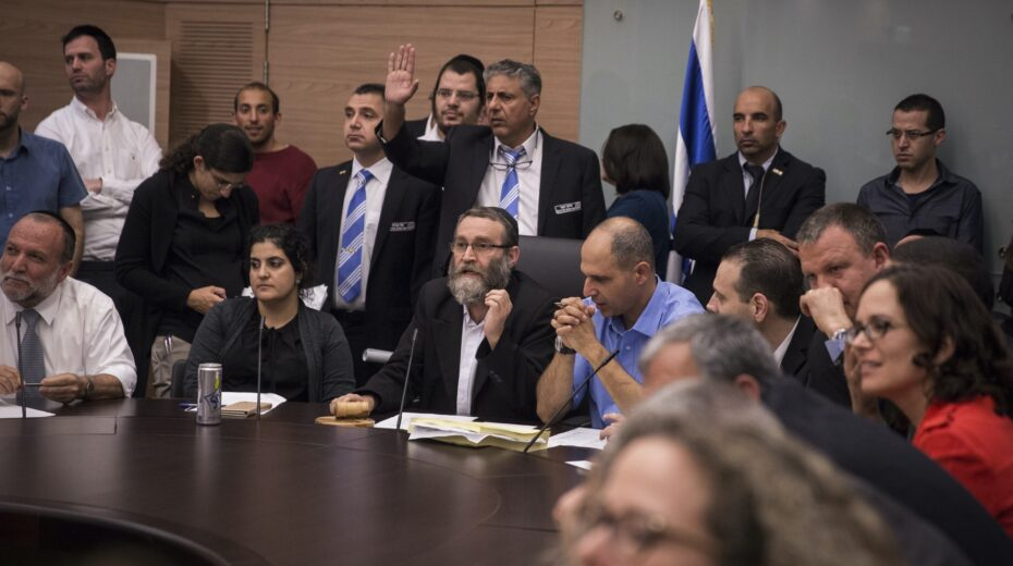 Knesset committee rules against Messianic Jews