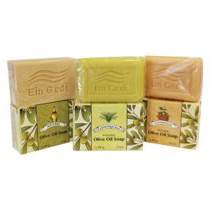 olive oil soap Ein Gedi
