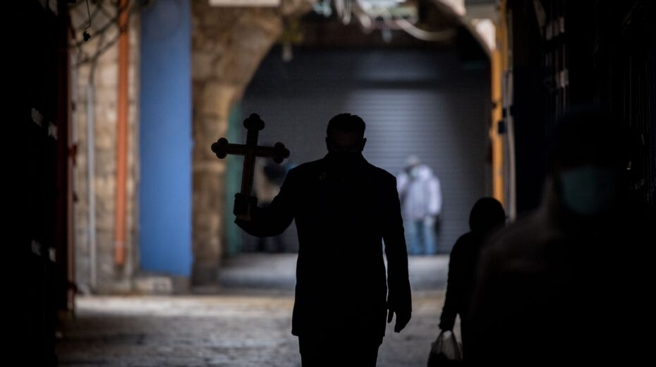 Once a majority, Christians are now struggling to hang on in the Middle East