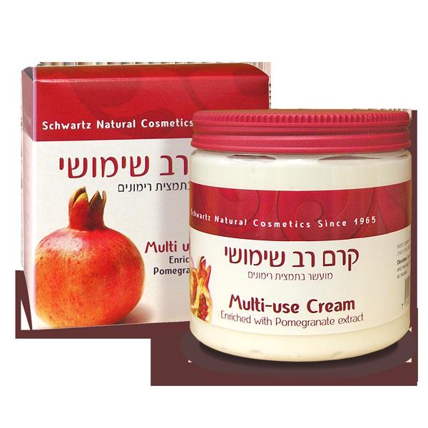 Schwartz multipurpose cream with pomegranate extract