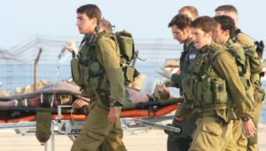 Israeli Army Teaches Soldiers About Jesus