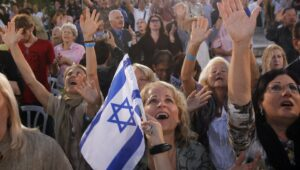 Do Only 'Crazy' Christians Love Israel?