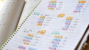 Notes from Hebrew lesson