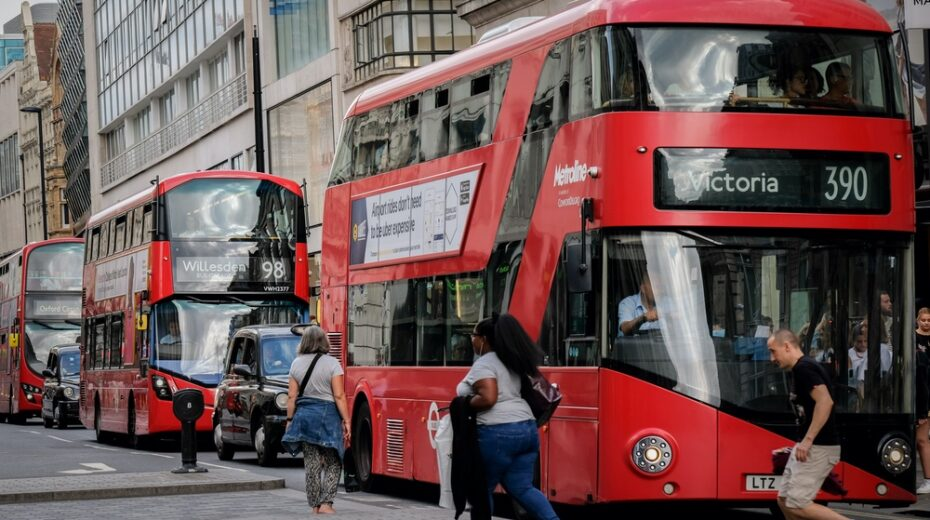 Israeli tech protecting UK buses from COVID-19