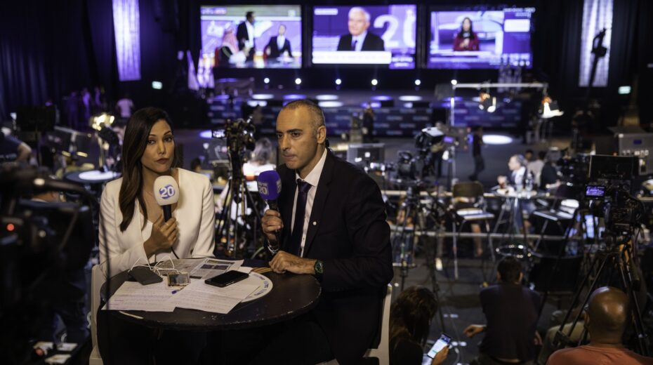 Postjournalism is a problem in Israel, too