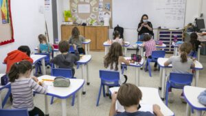 Education in Israel is seen as vital to the future of the nation