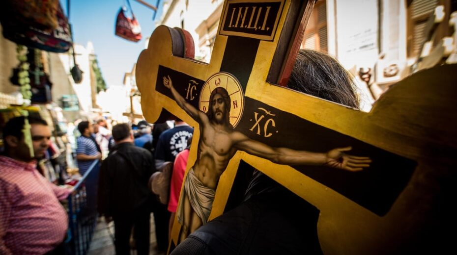Was Jesus a terrorist? The Palestinians seem to think so.