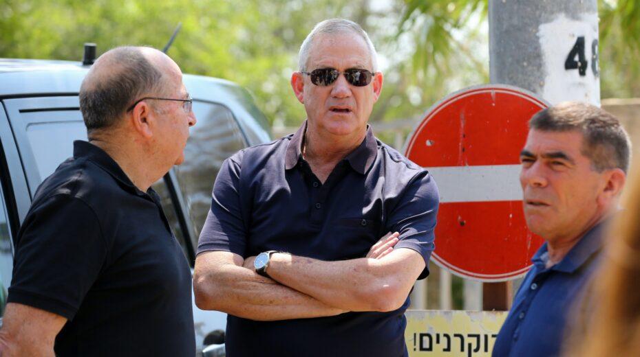 Three former IDF Chiefs of Staff take on Netanyahu