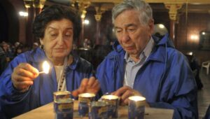 """""""I Will Not Die"""" – Finding Hope in the Holocaust"""