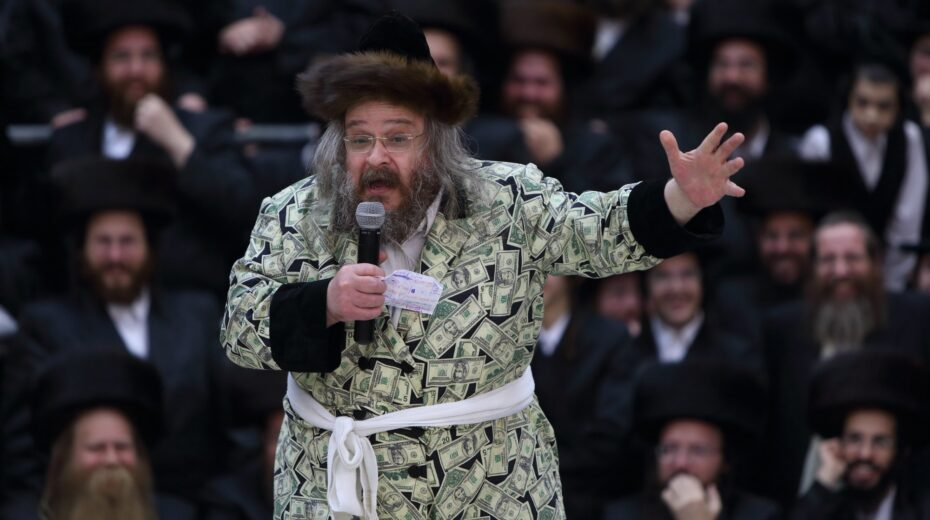Jewish humor is more than just a coping mechanism