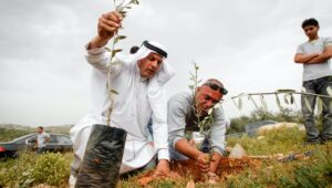 Palestinians are again finding creative ways to honor terrorists