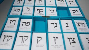 Who's Who in Israel's Election 2021?