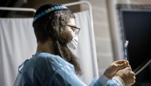 Israel's COVID-19 vaccination drive has slowed down.