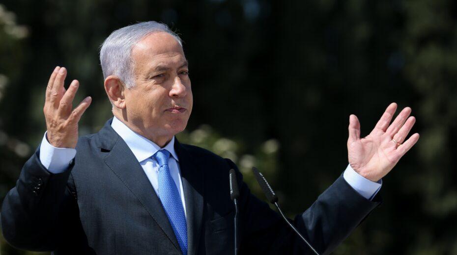 The Palestinians might endorse Bibi Netanyahu. What a world!