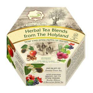 Tea gift box from Israel