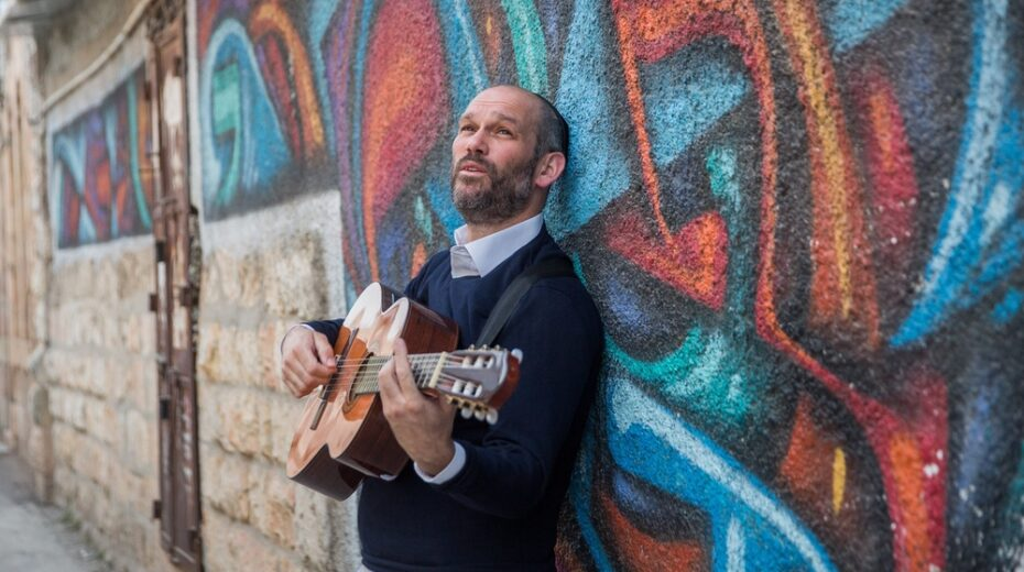 Touching song by Israeli Orthodox singer