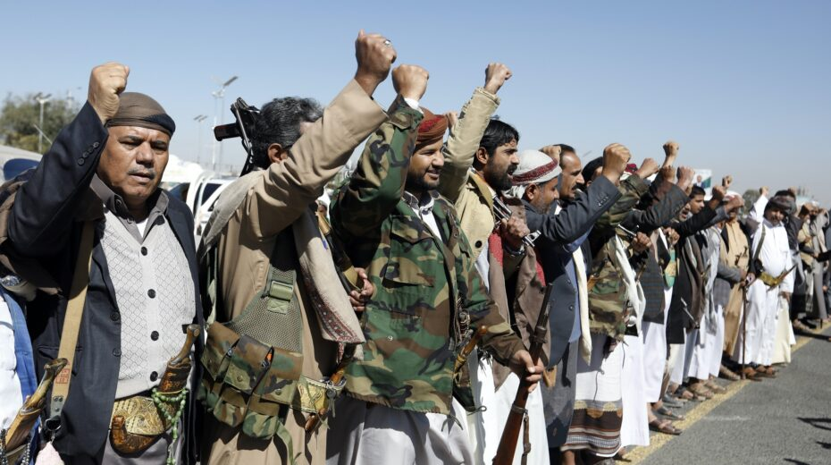 Iran-backed Houthis control Yemen and are threatening Israel.