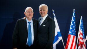 Biden slams ICC for targeting Israel