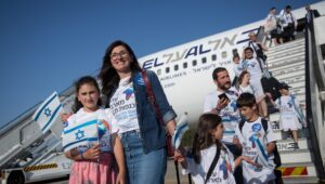 Jewish Aliyah to Israel is growing