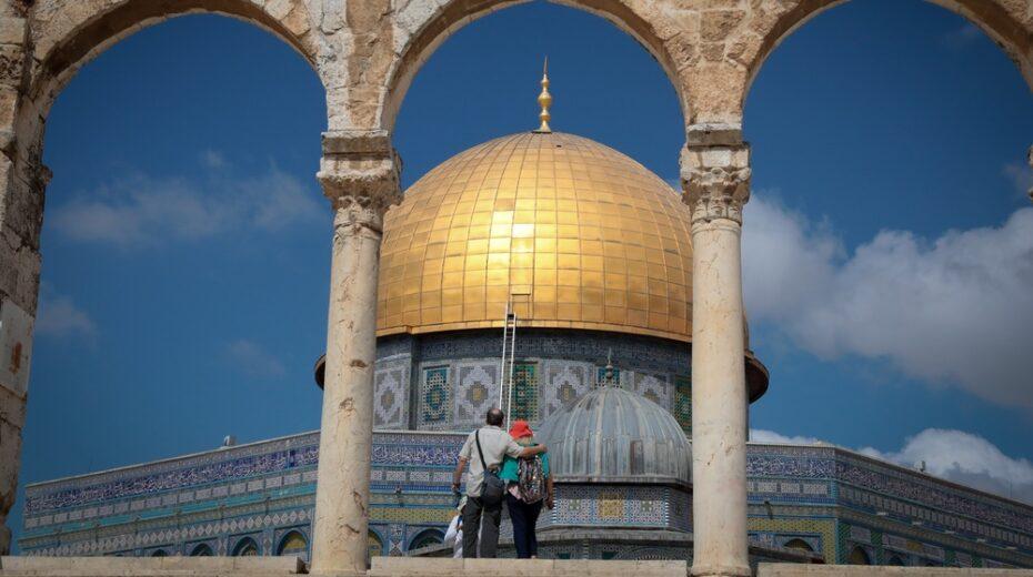 Saudis recognize Jewish connection to Temple Mount