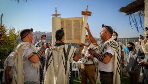 Bar Mitzvah under Corona regulations