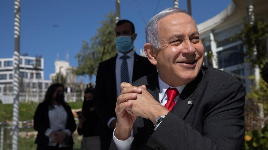 Netanyahu is preferred by a plurality of Arabs, too