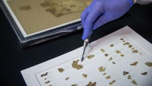 More Dead Sea Scrolls among treasures uncovered in desert cave