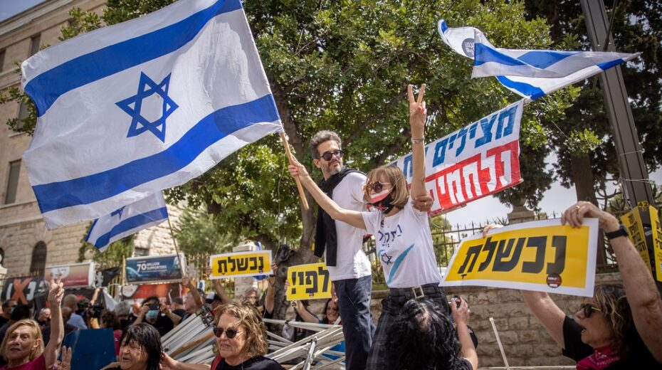 Israel's election is a divided affair