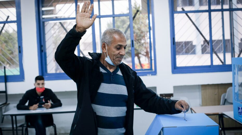 Israeli Arabs voted a little different this time, if at all