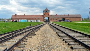 You can participate virtually in Holocaust Memorial Day