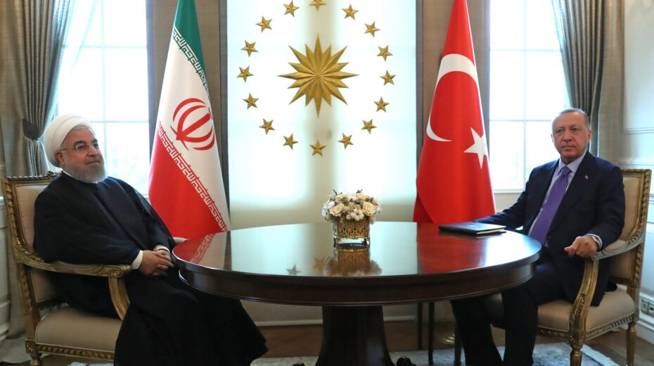 Iran and Turkey are talking for now, but their agendas will soon collide