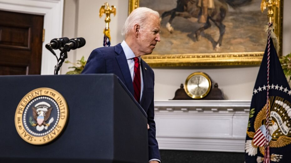 Biden has made a mess of the Middle East so far