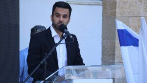 Arab activist Yoseph Haddad says Israel being falsely accused of only giving vaccine to Jews