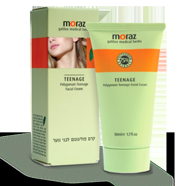 MORAZ teenager face cream