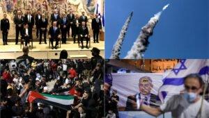 Drama in Jerusalem and Gaza